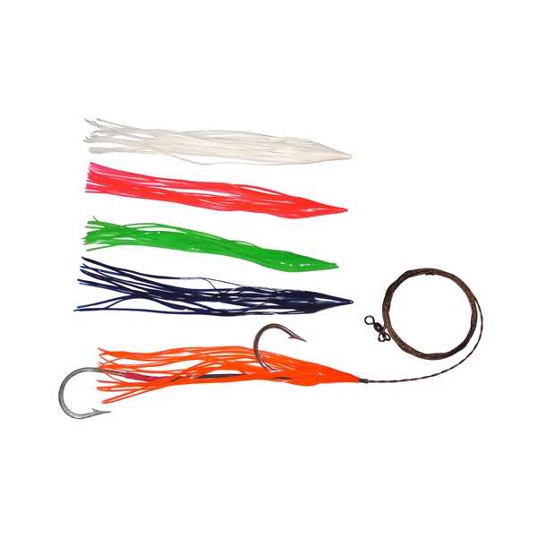 Offshore custom tackle shark rigs tackledirect for Offshore fishing tackle