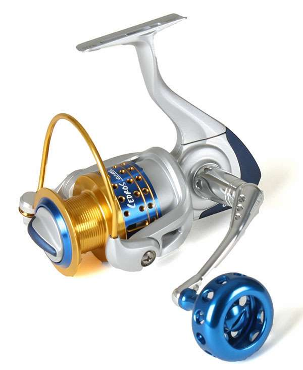 Okuma cj 45s cedros spinning reel for Okuma fishing reels