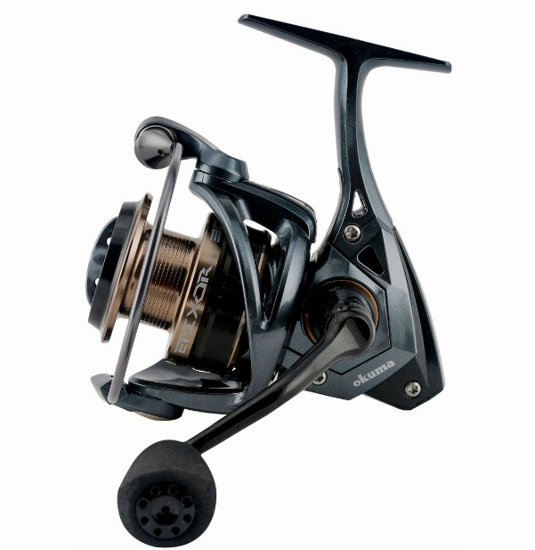 Okuma epxt 20 epixor xt spinning reel for Okuma fishing reels