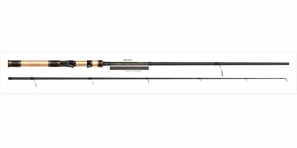 Okuma GSP-S-762L Guide Select Pro Trout Spinning Rod