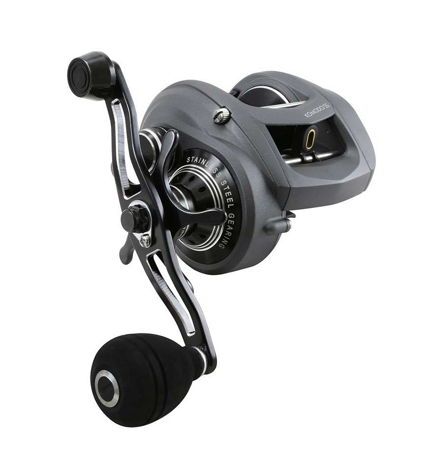 Low Profile Reel Maintenance