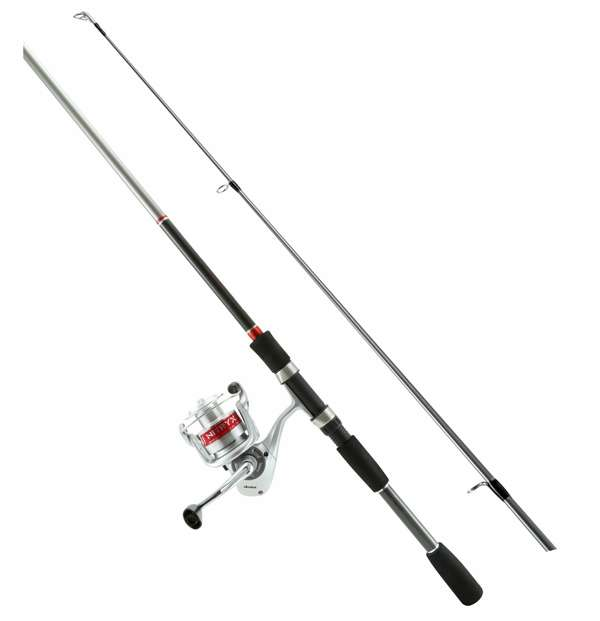 Okuma nitryx spinning combos tackledirect for Saltwater fly fishing combo