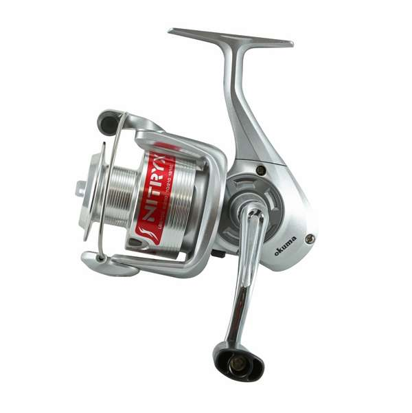 Okuma nitryx spinning reels tackledirect for Okuma fishing reels