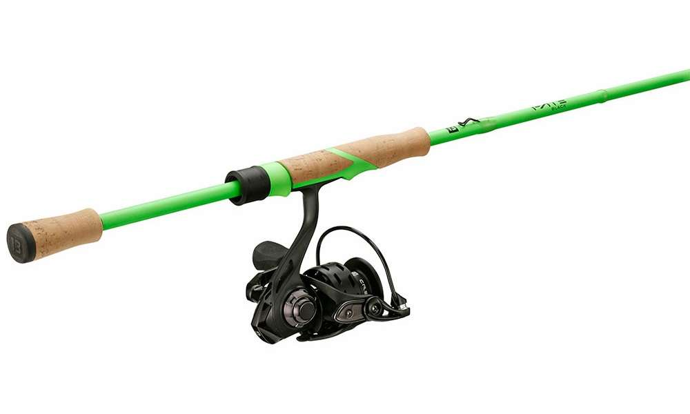 13 Fishing Fishing Creed FB/Fate Black Spinning Combo - FTB2CR71M thumbnail