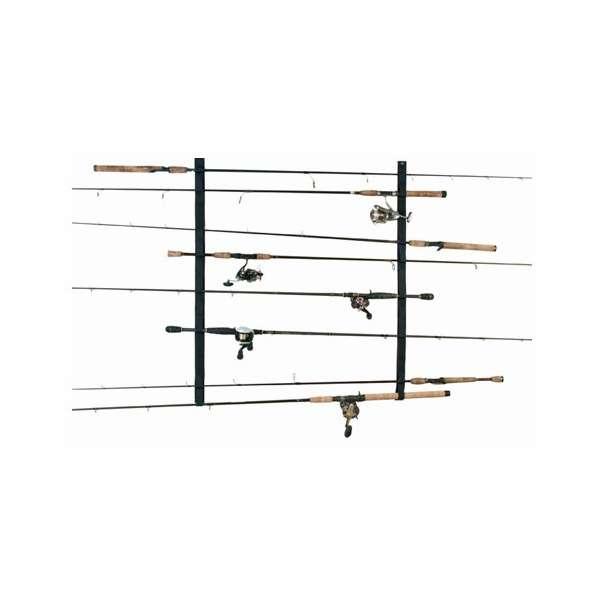 Organized Fishing VS 5-Rod Velcro Strap Organization