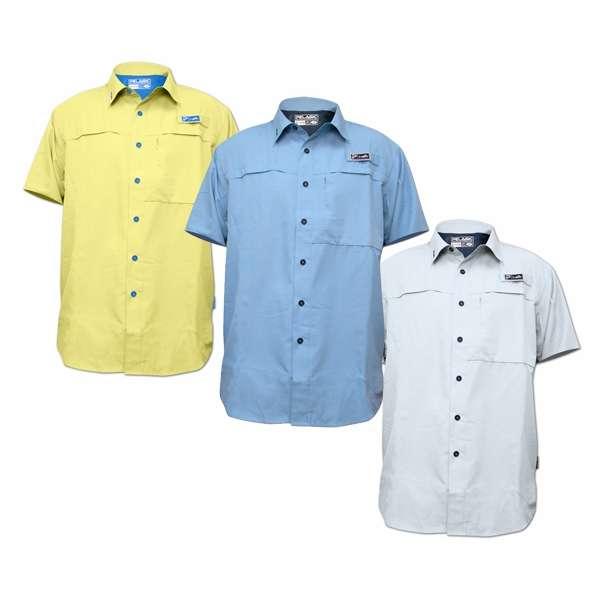Pelagic 795 Eclipse Spf Guide Ss Shirts Tackledirect