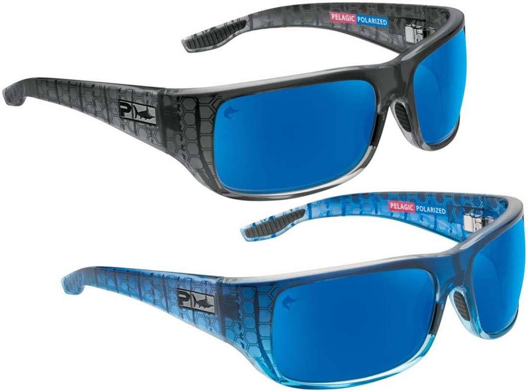 d59b954d5b3 Pelagic Fish Hook Ltd Polarized Sunglasses