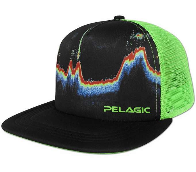 cd5b7549 Pelagic Headwear - TackleDirect