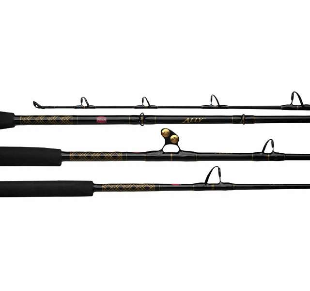 Penn allbw50100c60rs ally boat rod conventional for Penn fishing rod