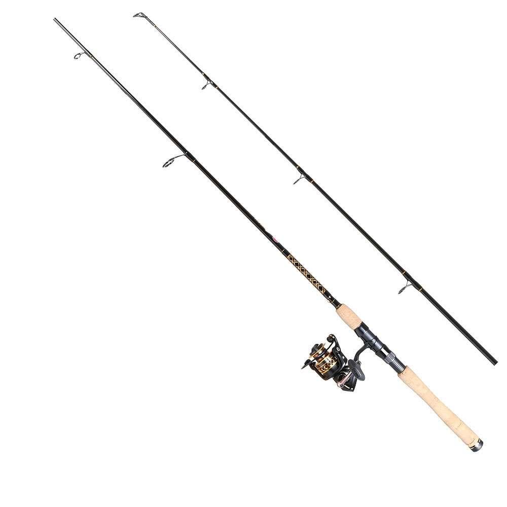 Penn btlii3000701ml battle ii spinning combo for Penn fishing combos