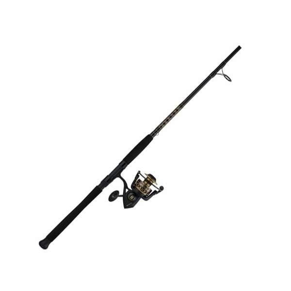 Penn btlii5000701mh battle ii spinning combo for Penn fishing combos