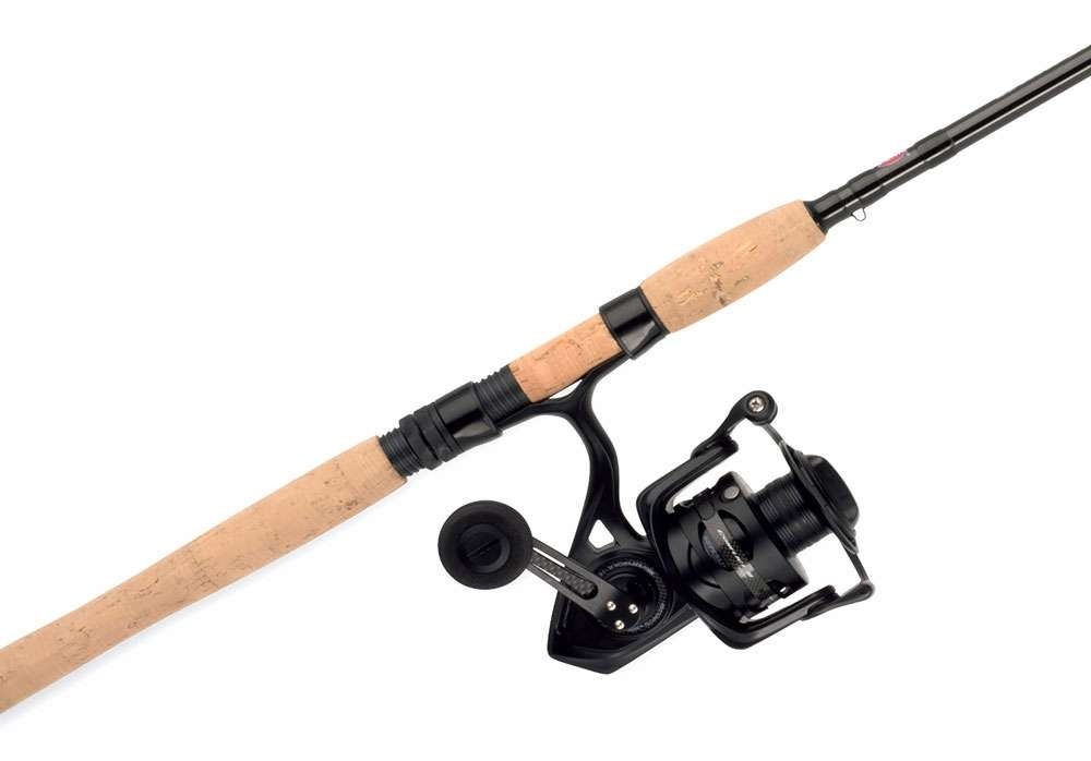 Penn cftii4000701l conflict ii spinning combo tackledirect for Penn fishing combos