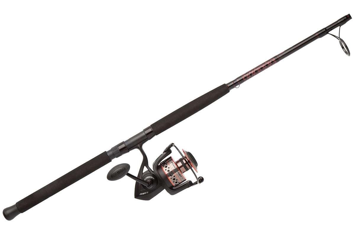 Penn frcii3000701ml fierce ii spinning combo 7ft for Best fishing combo