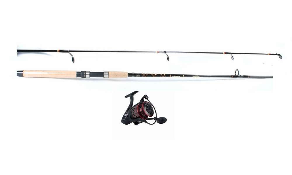 Penn fierce ii reel star rods aerial rod combo for Saltwater fly fishing combo