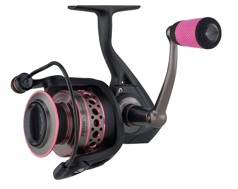 Penn pas3000 passion spinning reel for Best fishing line for spinning reels