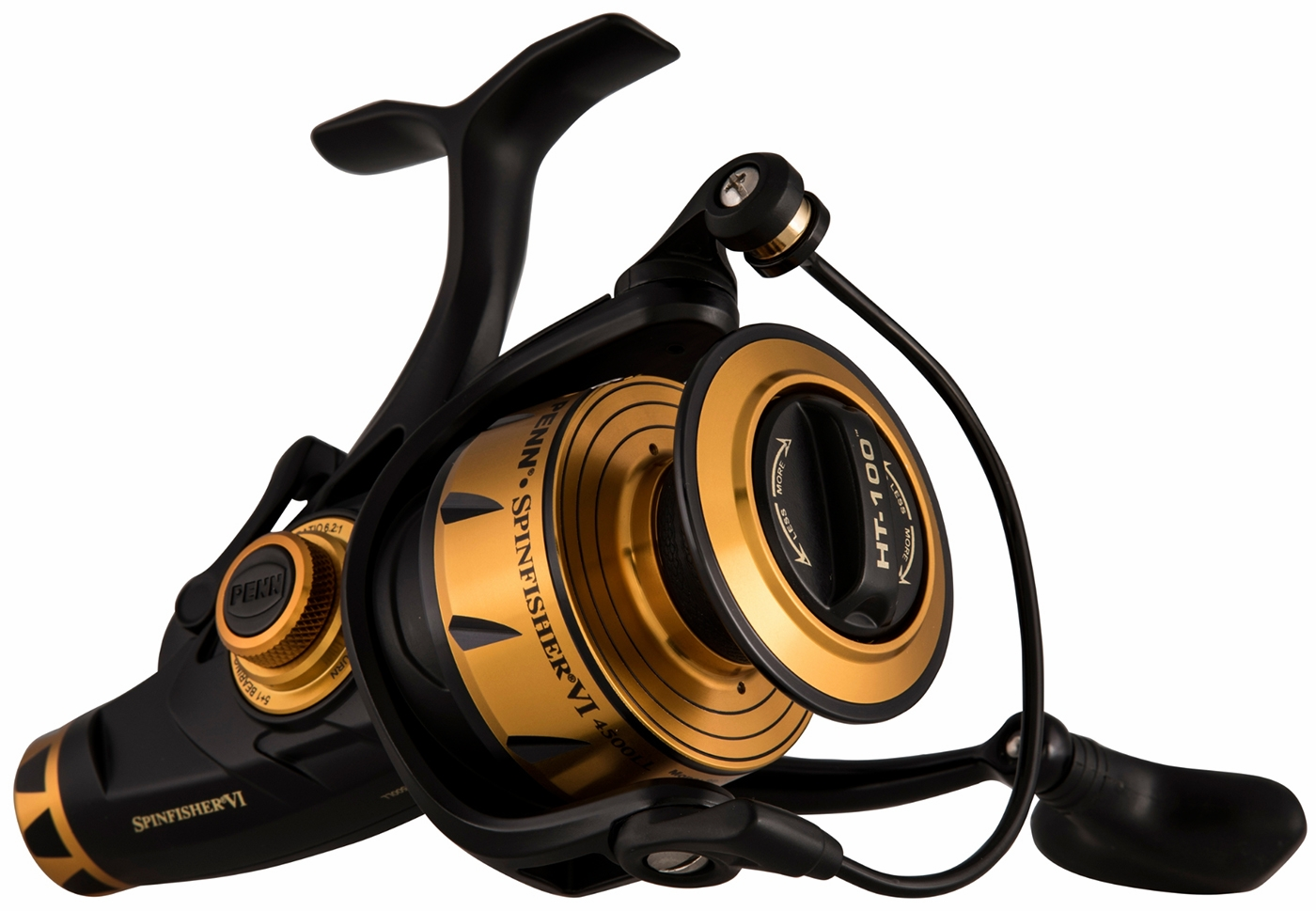 b20518cdc8d Penn Spinfisher VI SSVI4500LL Spinning Reel - TackleDirect