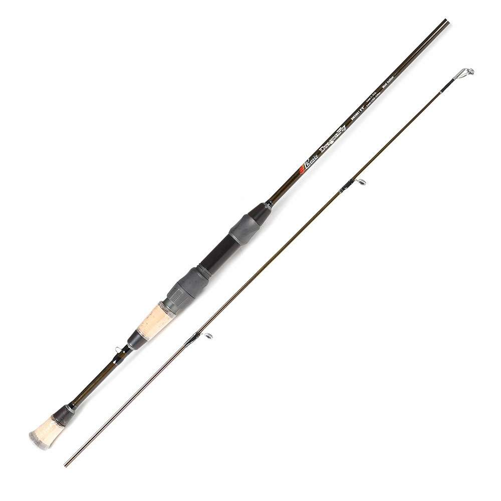 Phenix dmx 801 dragonfly freshwater spinning rod for Freshwater fishing rods