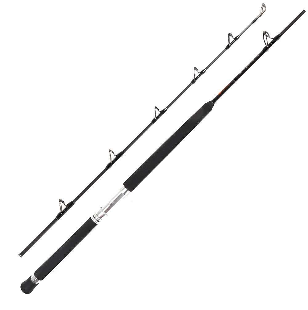 Phenix psw600h silver reel seat black diamond casting for Phenix fishing rods