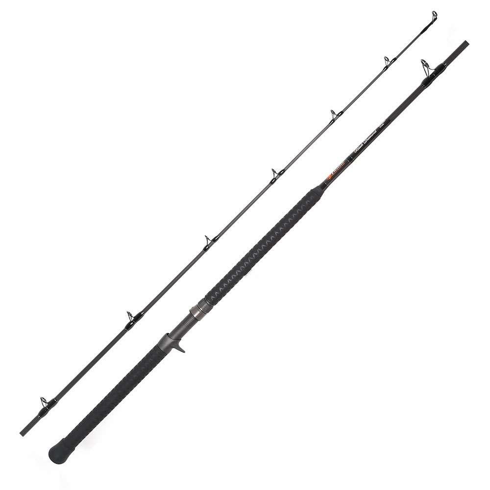 Phenix psw808mh black reel seat black diamond casting for Phenix fishing rods