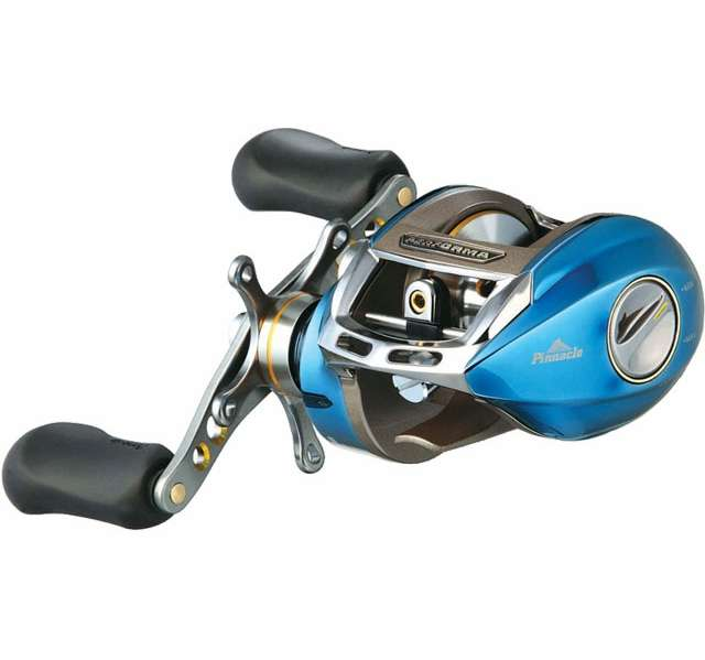 Pinnacle pef10xlths performa xlt baitcasting reel for Pinnacle fishing reels