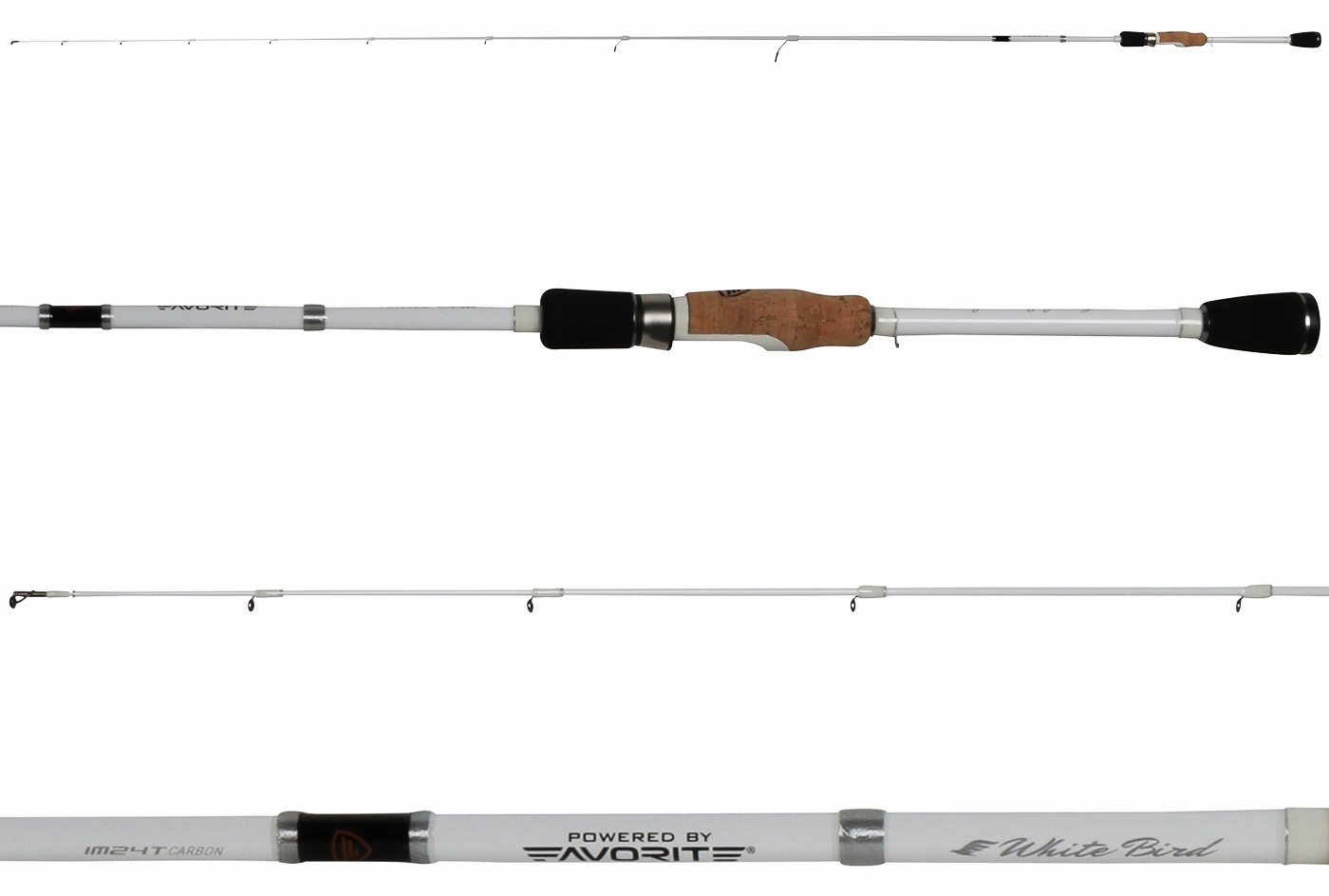 Powered By Favorite Wbr 731ml White Bird Spinning Rod