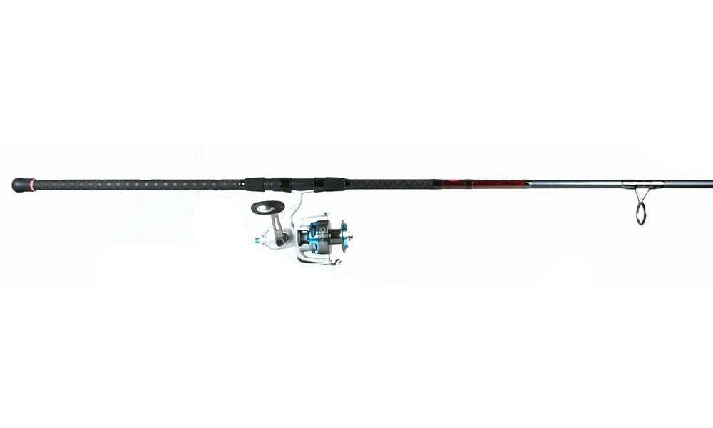 Quantum cabo reel penn prevail surf rod surf combo for Best surf fishing rods