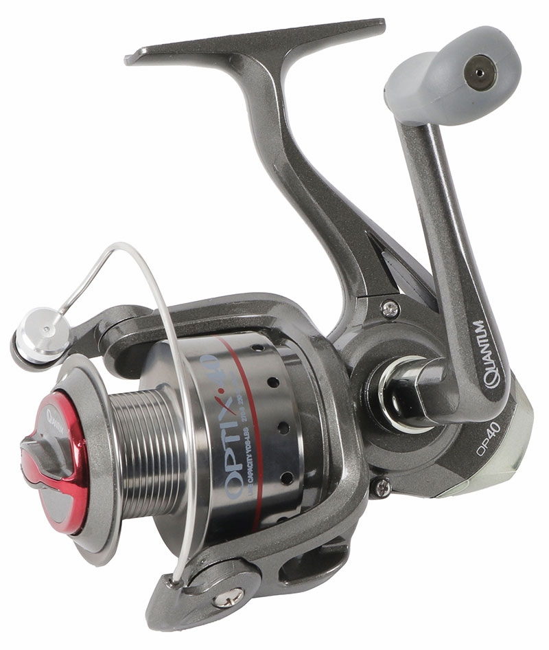 Quantum Optix 40sz Spinning Reel Tackledirect