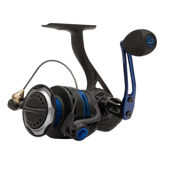 Quantum sl40pts smoke pti inshore spinning reel tackledirect for Quantum fishing rods