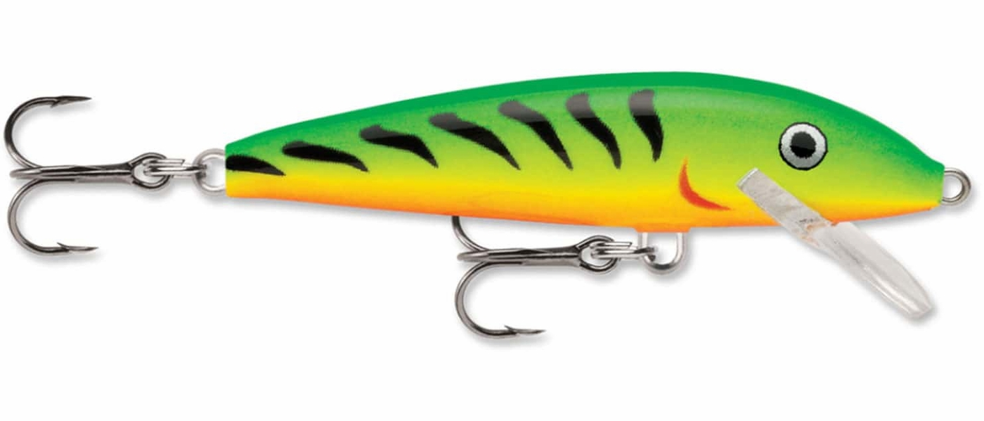 Fishing Baits, Lures & Flies Rapala Original Floating Floater F18-GFR Gold Fluorescent Red 7 11/16oz Lure