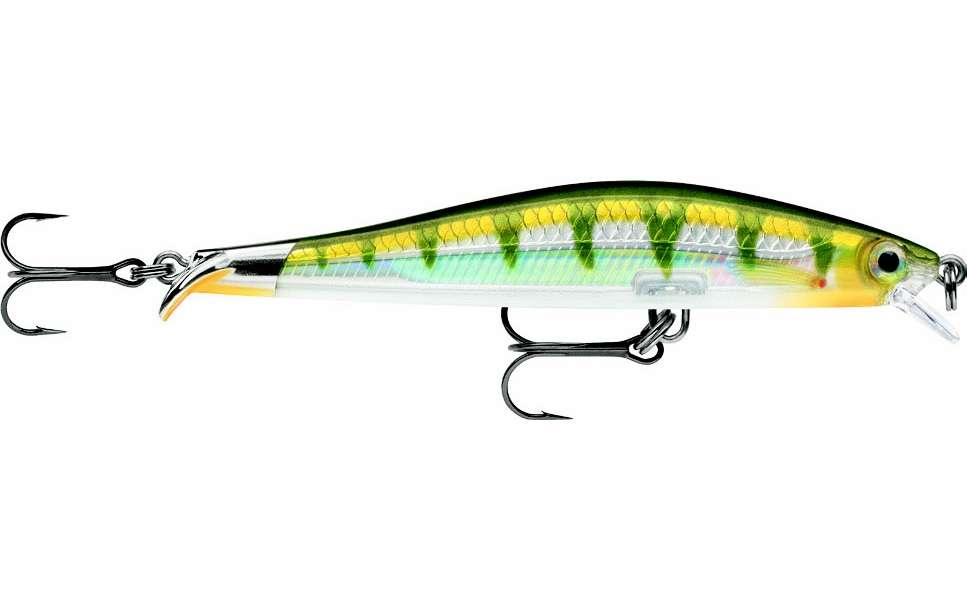 Rapala rps09 ripstop swimbait lure yellow perch for Yellow perch fishing rigs