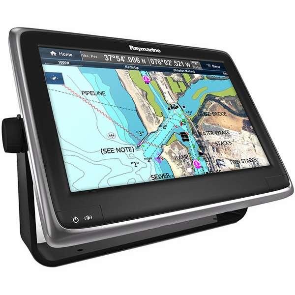 Raymarine a125 12.1in MFD w/Wi-Fi Bluetooth US