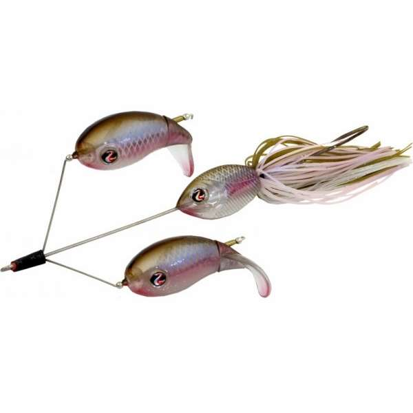 River2sea double plopper buzzbait lure mutty butt for Academy fishing lures