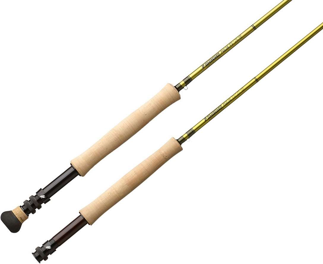 Sage pulse fly rods tackledirect for Fishing gear and tackle