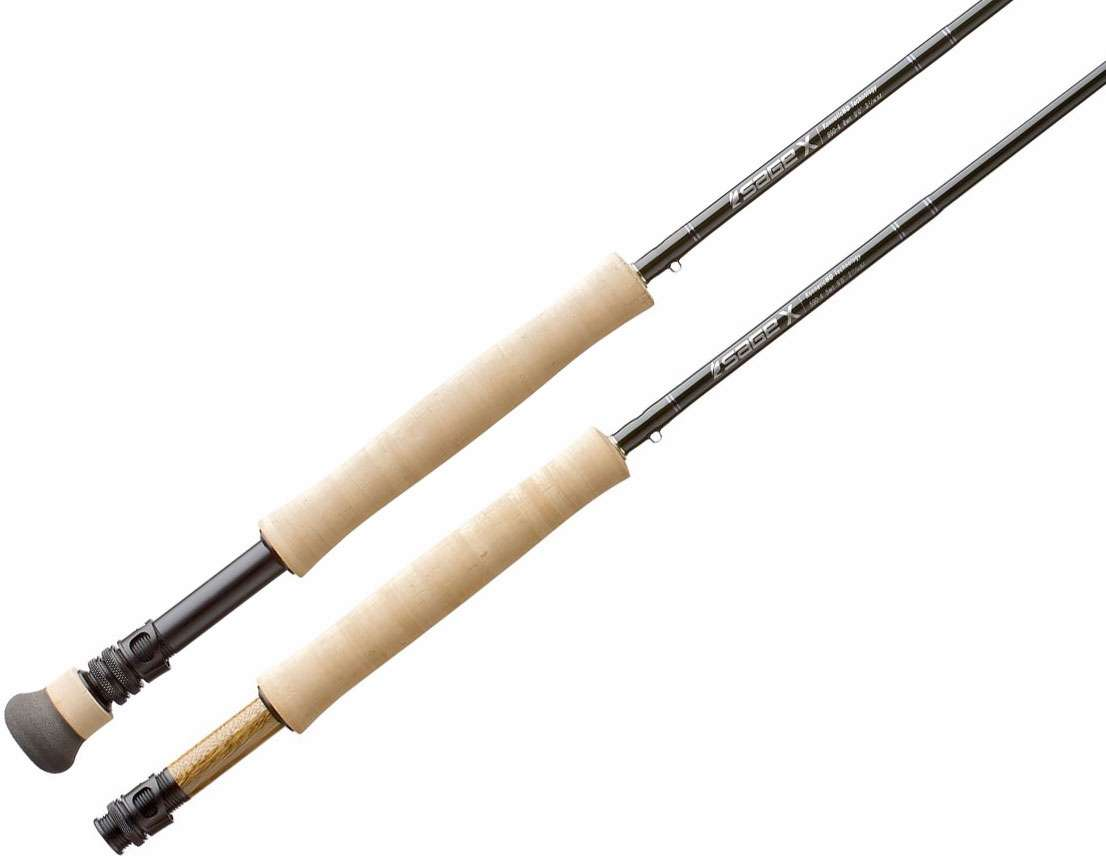 Sage x fly rods tackledirect for Sage fly fish