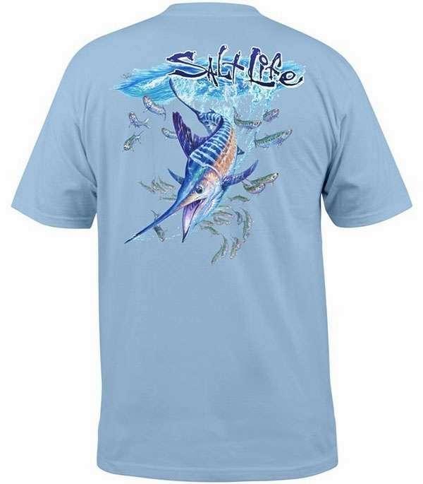 Salt Life T Shirts For Men
