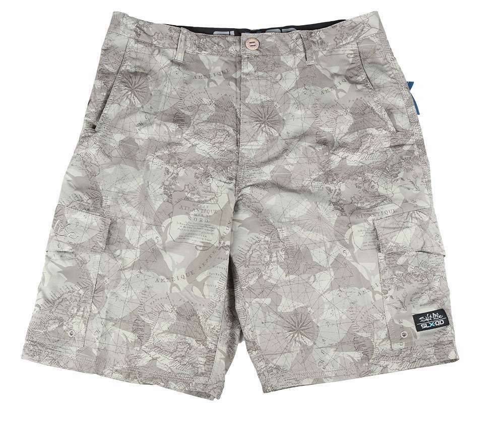 995f3b2a23 Salt Life La Vida SLX-QD Boardshorts | TackleDirect