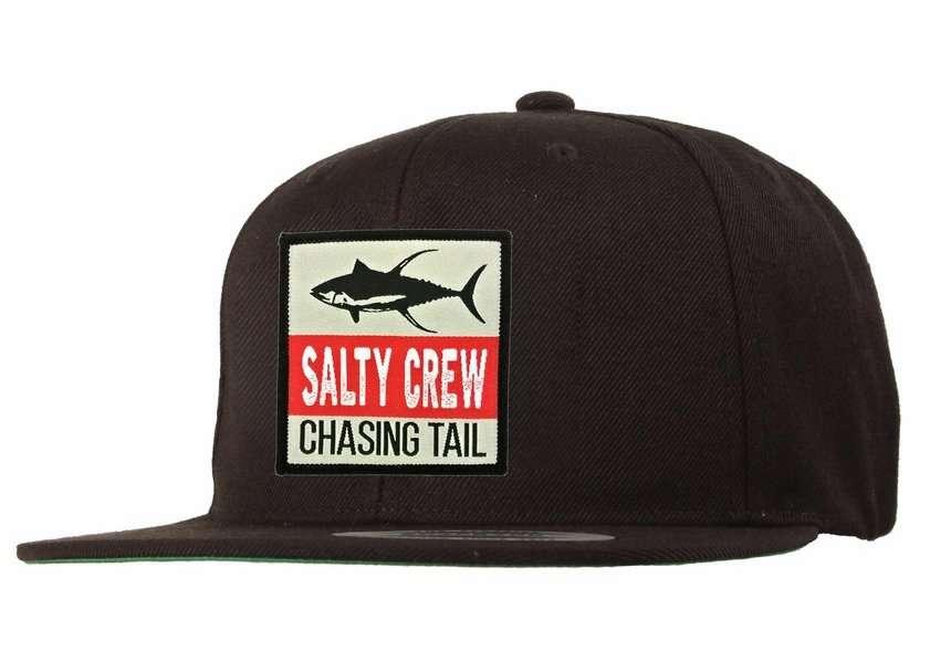 pretty nice e2921 cc51a Salty Crew Sickle Fin Hat   TackleDirect