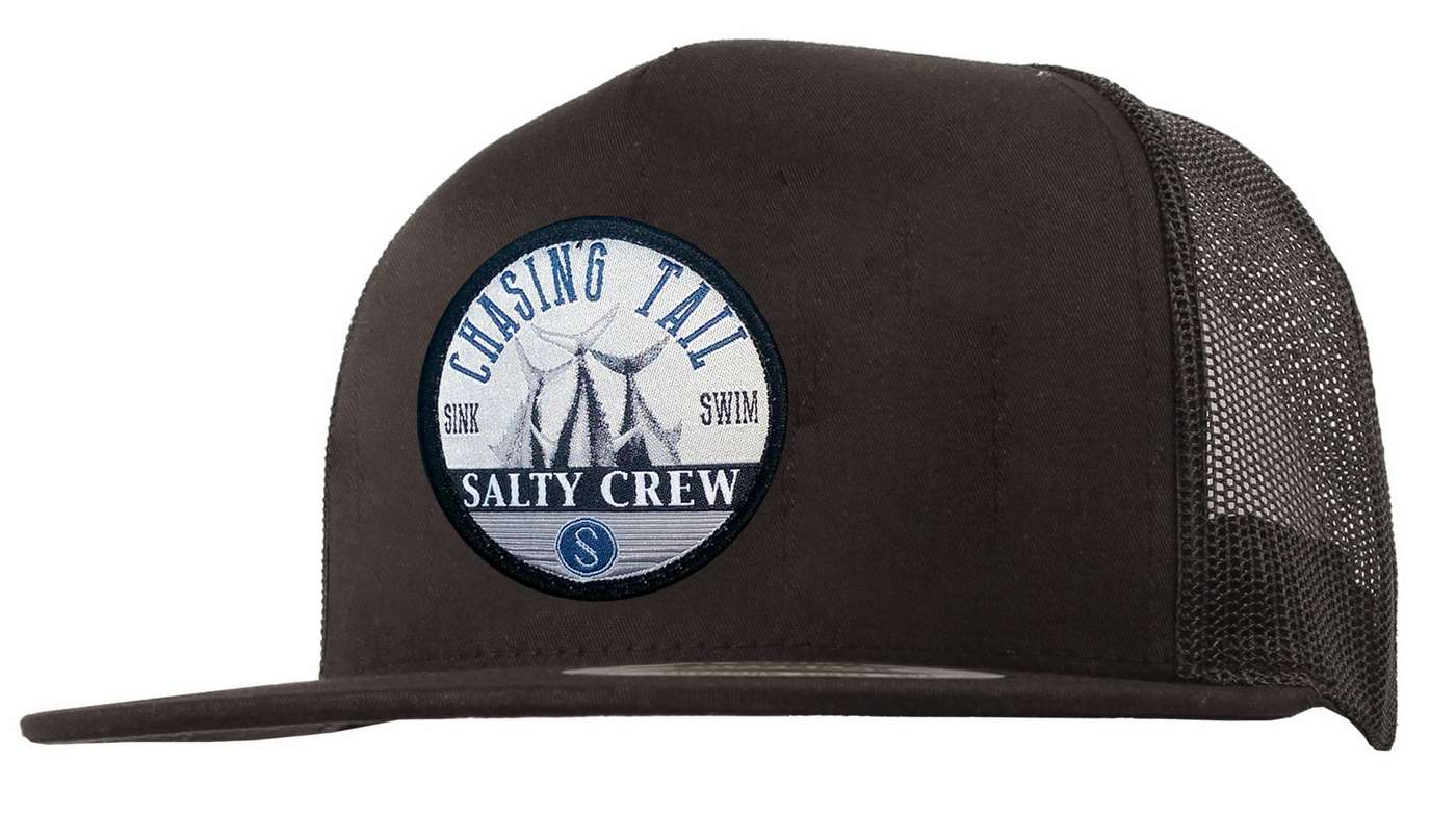 d5b72e12213 Salty Crew Tails Up Trucker Hat