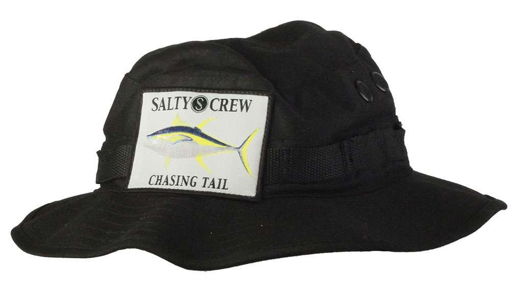on sale b6ded 2ccb0 Salty Crew Ahi Patched Bucket Hat