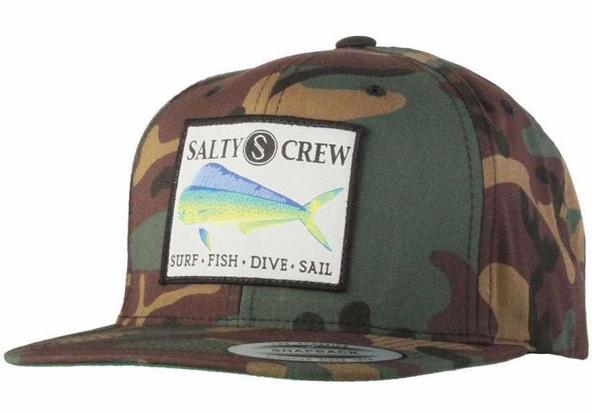 finest selection 2efeb b6aa2 ... inexpensive salty crew mahi hat black 85444 99303