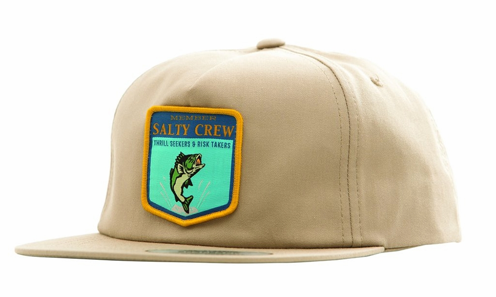 pretty nice 6f8d4 15e42 Salty Crew Bass Badge Hats