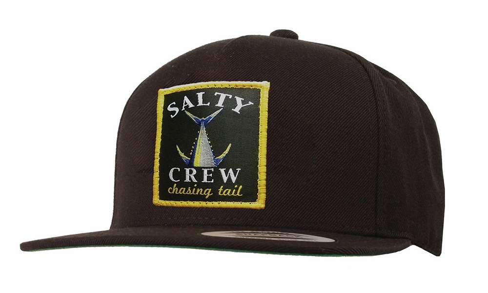sports shoes 72c4e c899f Salty Crew Chasing Tail Patched Hat