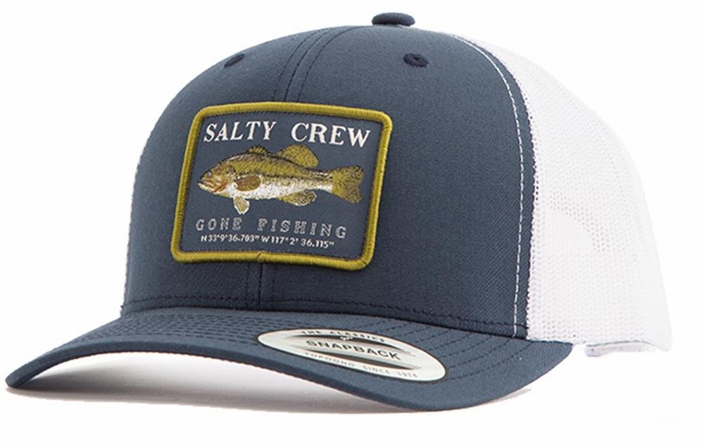official photos 3609d cbff2 Salty Crew Dixon Retro Trucker Hat - TackleDirect