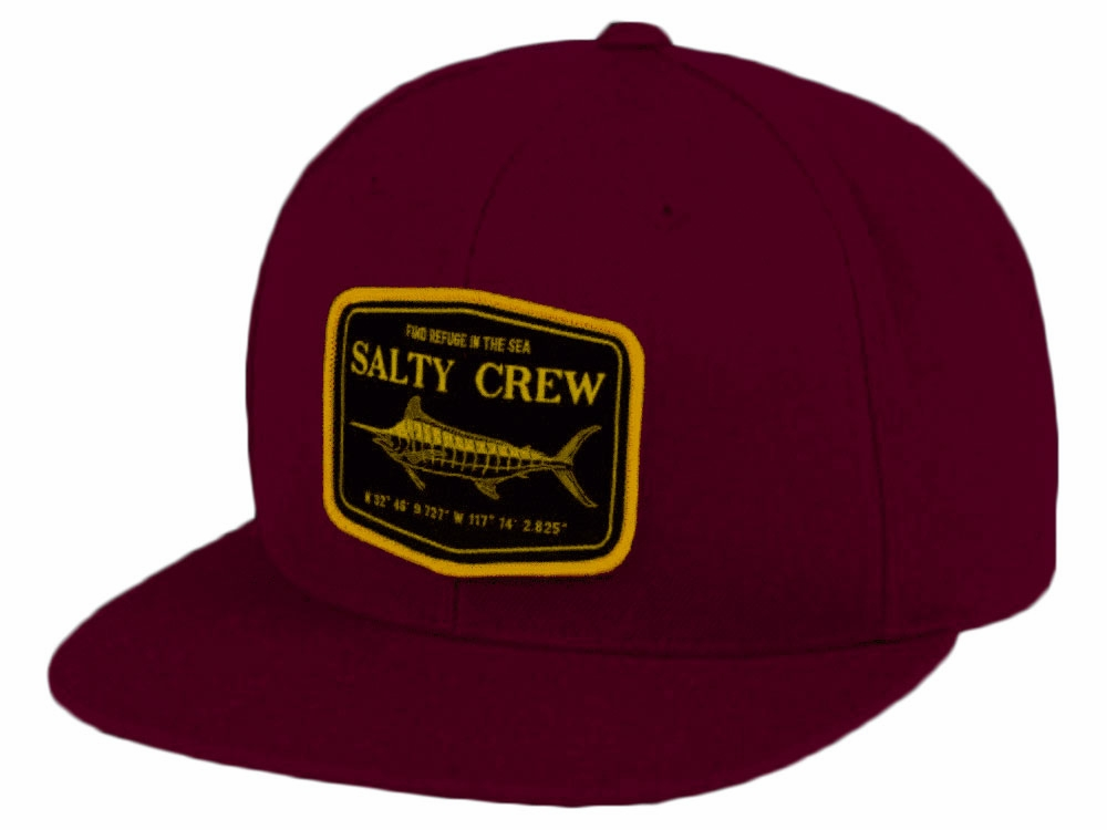 1661a4d33b81e Salty Crew Stealth Hat - TackleDirect