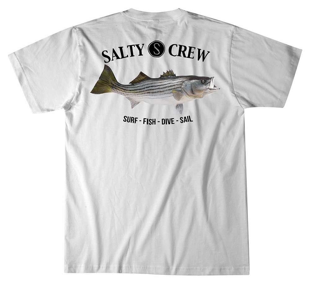 Salty Crew Bait and Tackle Short Sleeve T-Shirt