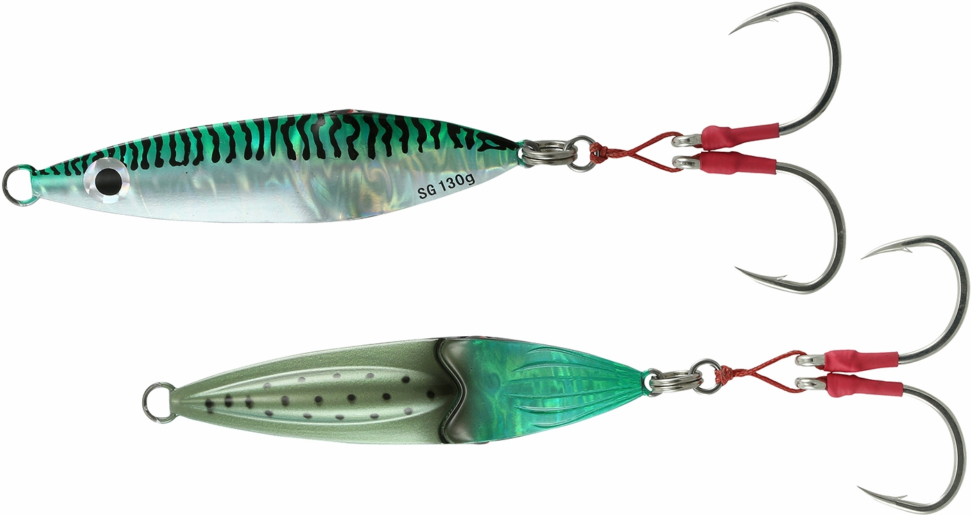 Savage Gear Squish Erratic Fall Jig 4-3//4in 160g ~ Select Color ~