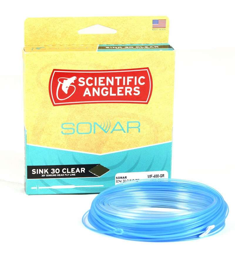Scientific Anglers Sonar Sink 30 Fly Line | TackleDirect
