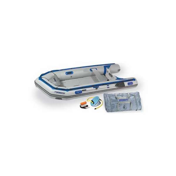 Sea Eagle 12.6 SR-RIK Deluxe Inflatable Frolic Runabout Boats