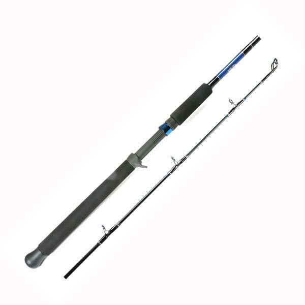Seeker blue lightning inshore series ii rods for Seeker fishing rods