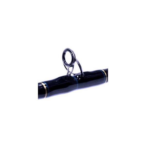 Seeker g 6470 7 39 black steel rod tackledirect for Seeker fishing rods